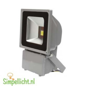 led, led bouwlamp, 70 watt, IP65